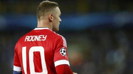 Manchester United, Manchester United Champions League, Wayne Rooney, Wayne Rooney hattrick, Rooney hattrick, Louis van Gaal, Van Gaal Rooney, Sports News, Sports