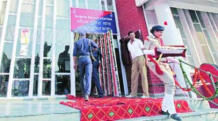 Chandigarh gets its first women police station