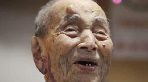 world's oldest man, Guinness World Records, guinness oldest man, japan oldest man, latest Guinness World Records, guinness oldest man record, Yasutaro Koide, japan oldest man, oldest man japan, world's oldest man, world news
