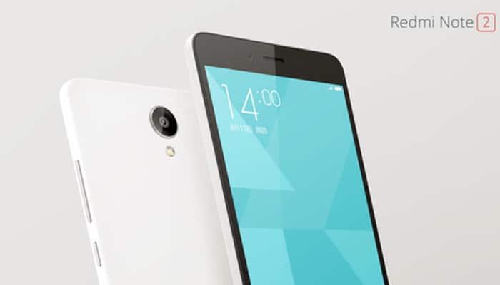 Xiaomi Redmi Note 2 Release Date