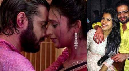 Karan Patel to shoot intimate scene with Divyanka in front of wife?