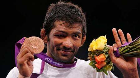 Yogeshwar Dutt says no to London silver medal, wants Besik Kudukhov's family to keep it