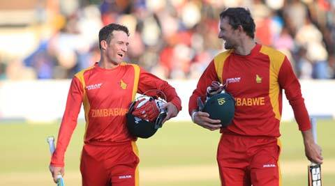 After Zimbabwe stun New Zealand, Twitter showers praise