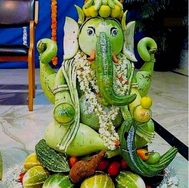 Ganesh Chaturthi: Edible Ganesha idols are in vogue this year