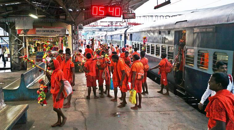 Mughalsarai India  city pictures gallery : Lifeline Mughalsarai: Tracking life and change at the station on India ...