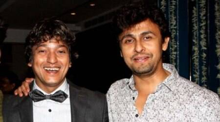 Sonu Nigam shares last WhatsApp conversation with late Aadesh Shrivastava