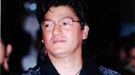 Last rites of Aadesh Shrivastava today at Oshiwara crematorium