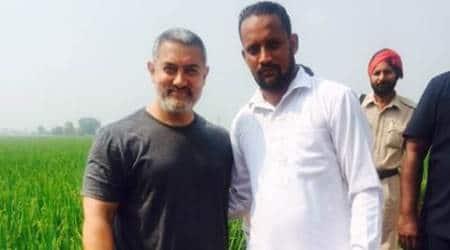 Aamir Khan, Aamir Khan dangal, Aamir Khan dangal look, Aamir Khan dangal news, Aamir Khan dangal film, Aamir Khan dangal movie, Aamir Khan news, Aamir Khan films, Aamir Khan movies, dangal, dangal film, dangal movie