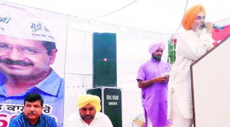 Only those with clean image will get ticket: Punjab AAP chief on 2017polls