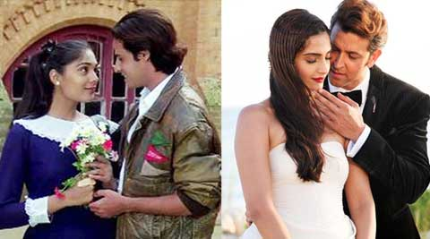 Sonam, Hrithik at their romantic best in Honey Singh's rendition of Aashiqui's 'Dheere Dheere'