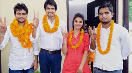 dusu, du, du election results, dusu elections, dusu election results, abvp , abvp dusu, dusu abvp, abvp du, du news, delhi news