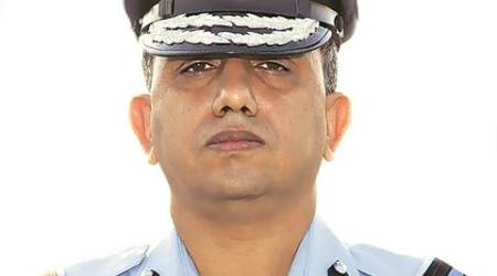 Air Commodore Saklani takes over as AOC 12Wing