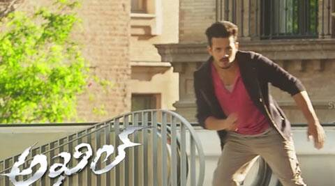 Telugu movie 'Akhil' audio to be released on ANR's birth anniversary