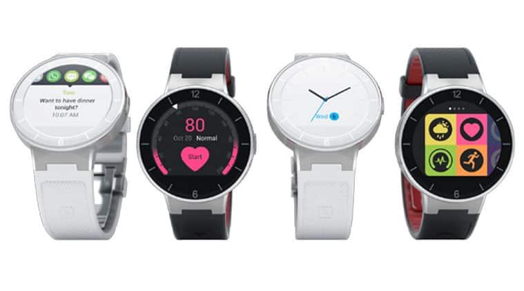 Alcatel, Alcatel OneTouch Watch, Alcatel Smartwatch, Flipkart, Alcatel OneTouch Watch India launch, Alcatel OneTouch Watch Flipkart, gadget news, tech news, technology