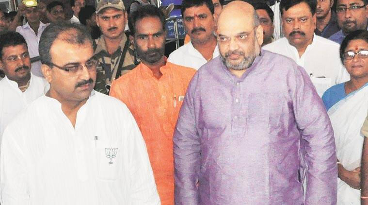 bjp, amit shah, bihar elections, amit shah in patna, amit shah in bihar, amit shah patna, amit shah bihar, bjp bihar, bjp news, bjp polls, bjp elections, bjp news, india news