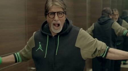 Amitabh Bachchan turns choreographer for 'Aaj Ki Raat Hai Zindagi' trailer