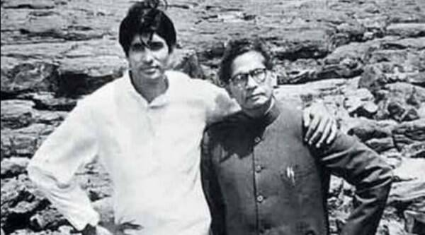 APPEAL TO AMITABH BACHCHAN Don't imprison  father's poetry in the copyright laws