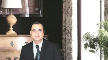 Anand Kapoor, Creative Services Support Group, culinary career , talk, indian express