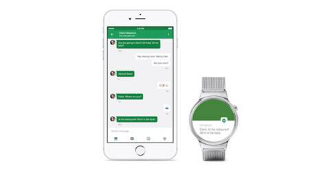 Android Wear smartwatches will now work with Apple iPhones