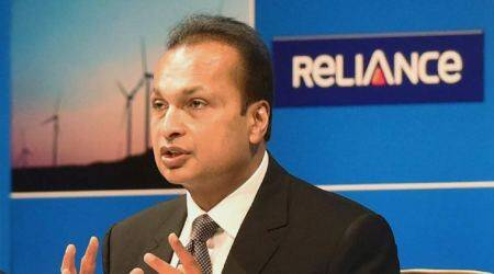 Anil Ambani group stocks plunge by up to 12%