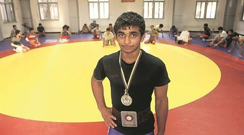 Anil Kumar, Cadet champion Anil Kumar, Asian Cadet champion, World Cadet Wrestling Championships, sports news