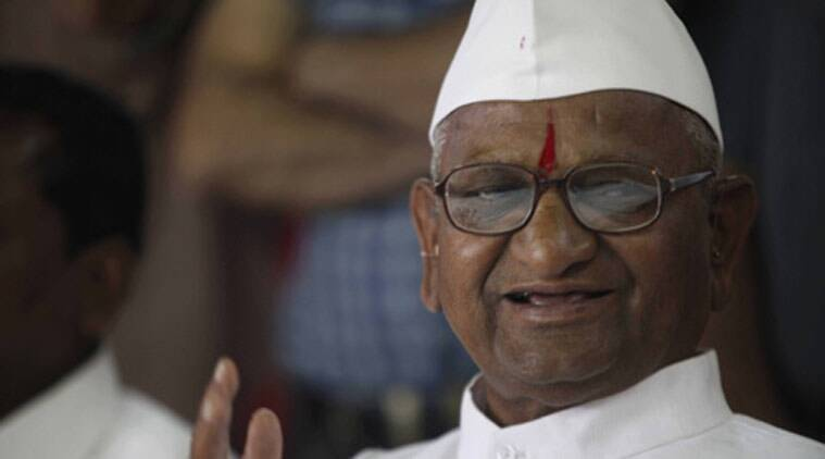anna hazare, AAP, arvind kejriwal, BJP, BJP writes to anna, BJP writes to hazare, BJP anna hazare, BJP kejriwal, modi kejriwal, corruption, AAP corruption, corruption case aap, indian express news, india news