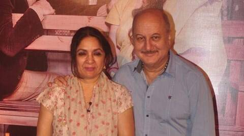 Anupam Kher, Neena Gupta's play a hit in the US,Canada