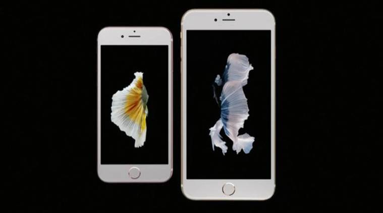 huge discount 9d763 c6720 Apple iPhone 6s, iPhone 6s Plus launched with 3D touch, Live Photos ...