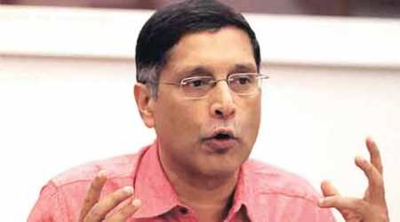 finance ministry, Indian economy, price inflation, price deflation, Arvind Subramanian, Inflation, CPI inflation, WPI inflation, indian express, business news