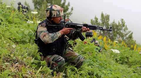 J&K: Four militants, jawan killed in Kupwara encounter