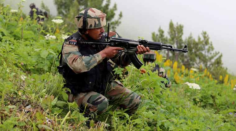 Image result for J&K: 2 militants killed as army foiled an infiltration bid on LoC