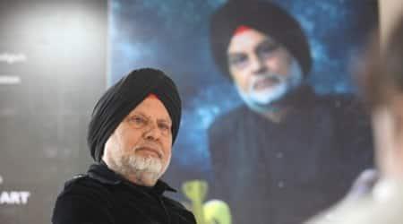 Artist Shiv Singh, shiv Singh paintings, shiv singh sculptor, chandigar artist shiv singh, panchkula painting competition, chandigarh news, india news, punjab news