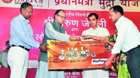 Arun Jaitley: Rs 1.22 lakh crore under MUDRA scheme in FY16