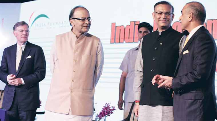 Arun jaitley, PM Modi, Mosi US visit, Arun Jaitley, Indian economy, goods and services tax, GST bill, Indian express, business news