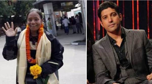 Arunima Sinha, Farhan akhtar, Arunima Sinha Everest, Arunima Sinha biopic, Arunima Sinha Film, Arunima Sinha Mount Everest, Arunima Sinha Movie, Arunima Sinha Photos, Arunima Sinha Video, Arunima Sinha Story, Entertainment news