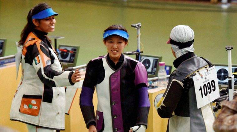 Asian Air Gun Championship, India air rifle event, Asian Air Gun Championship winner, Ser Xiang, Asian Air Gun Championship New Delhi, Shooting News, Shooting