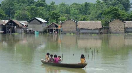 Assam floods: Four more dead, toll rises to 24