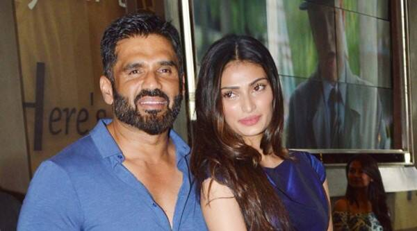 Athiya Shetty, Suniel Shetty, Hero, Suniel Shetty Daughter, Athiya Suniel Shetty, Athiya Shetty Suniel Shetty, Athiya Shetty Hero, Athiya Shetty Hero Movie, Athiya Shetty in Hero, Athiya Hero, Athiya Hero Movie, Athiya Shetty movies, Entertainment news