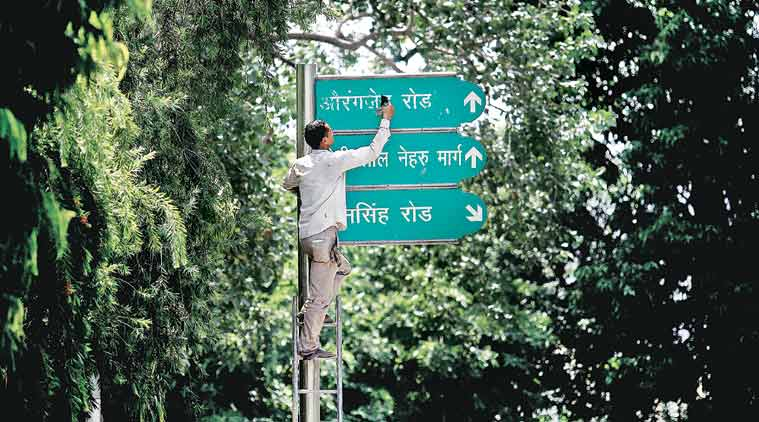 Aurangzeb road, Renaming Aurangzeb road, Abdul Kalam, Abdul Kalam road, Kalam aurangzeb, Kalam road, Delhi Aurangzeb road, Delhi kalam road, kalam , Delhi news, India news