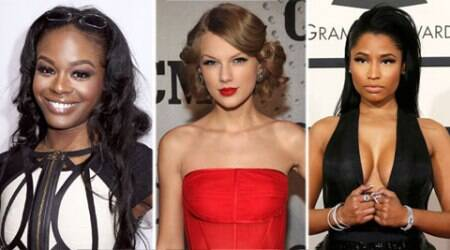 Azealia Banks blasts Taylor Swift, NickiMinaj