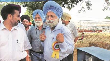 Three guests skip PAU's Kisan Mela, varsity V-C B S Dhillon made chief guest