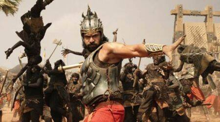 'Baahubali's dubbed Hindi version earns Rs 120 cr