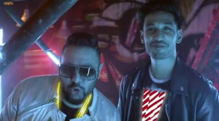Badshah, Arjun Kanungo unite for new party song