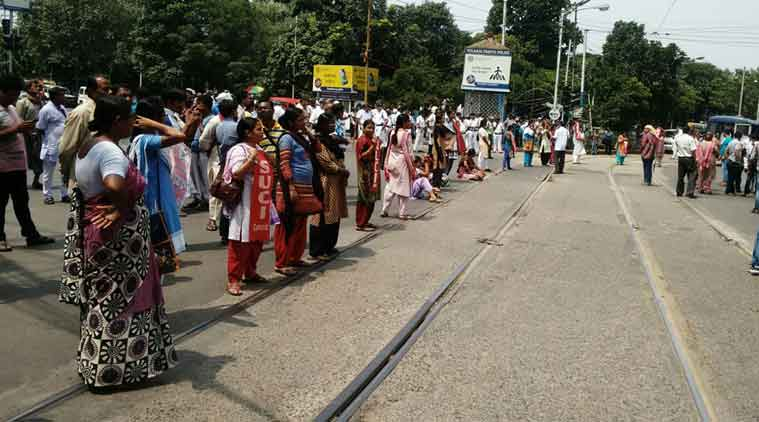 Bharat bandh: Trade Union strike affects office goers in Karnataka