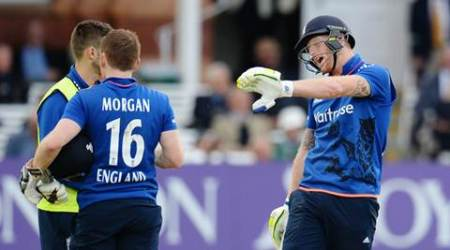 Cricket - England v Australia - Second Royal London One Day International - Lord's - 5/9/15 England's Ben Stokes reacts before being given out Action Images via Reuters / Philip Brown Livepic