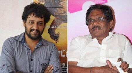 Bharathiraja, Vidharth team up for new Tamil film