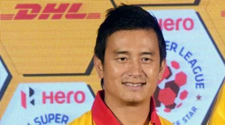We have to give Stephen Constantine some more time: Bhaichung Bhutia