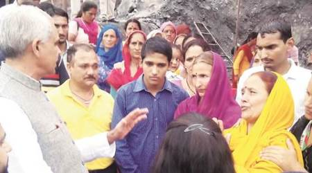 Bilaspur tunnel collapse, himachal tunnel collapse, Bilaspur tunnel workers rescue, tunnel collapse bilaspur, rescue operation bilaspur, bilaspur rescue operation, himachal news
