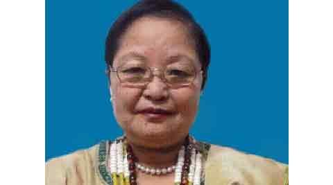 Arunachal social worker Binny Yangadies