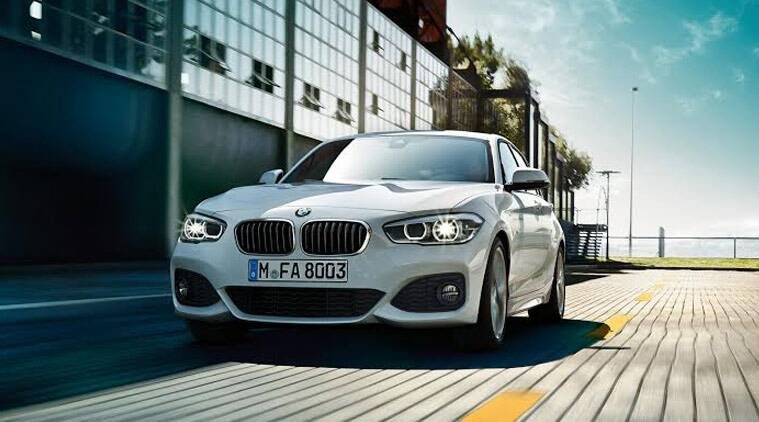BMW Series Hatchback Now On Sale At Rs Lakh The Indian - All new bmw cars